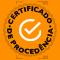 Selo Certificado de Procedência
