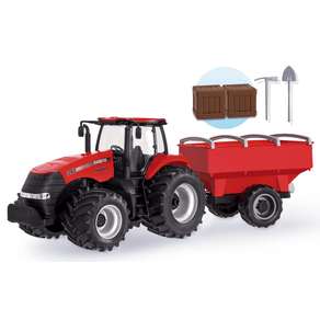 Miniatura-Trator-Magnum-Graneleiro-Case-IH